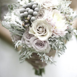 Santorini Wedding Stationary Bouquets 17