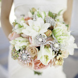 Santorini Wedding Stationary Bouquets 38
