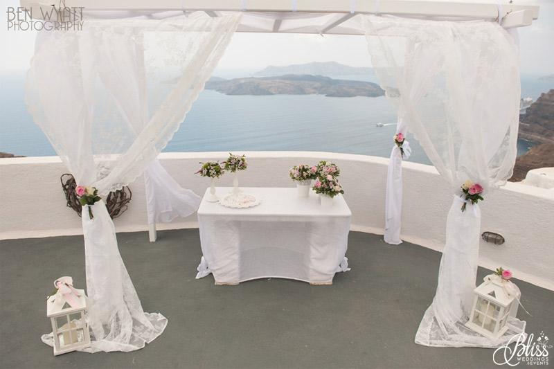silhouette wedding theme st.irene-santorini villa irene santorini Diana-Tomas-0001 face figurines