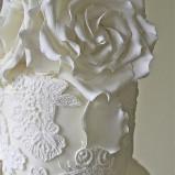 santorini wedding stationary Wedding Cakes 01