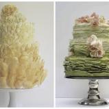 santorini wedding stationary Wedding Cakes 12