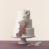 santorini wedding stationary Wedding Cakes 13