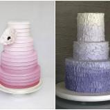 santorini wedding stationary Wedding Cakes 14