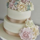 santorini wedding stationary Wedding Cakes 15