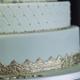 santorini wedding stationary Wedding Cakes 20
