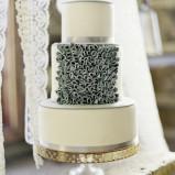 santorini wedding stationary Wedding Cakes 22