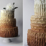 santorini wedding stationary Wedding Cakes 25