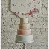 santorini wedding stationary Wedding Cakes 27