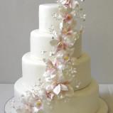 santorini wedding stationary Wedding Cakes 28