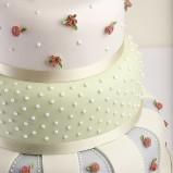 santorini wedding stationary Wedding Cakes 30