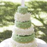 santorini wedding stationary Wedding Cakes 33