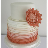 santorini wedding stationary Wedding Cakes 05