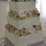 santorini wedding stationary Wedding Cakes 07