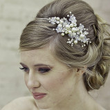 santorini Wedding Hair Accessories 001