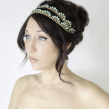 santorini Wedding Hair Accessories 014