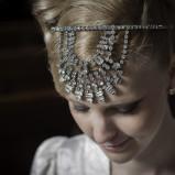 santorini Wedding Hair Accessories 017
