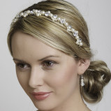 santorini Wedding Hair Accessories 020