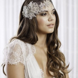 santorini Wedding Hair Accessories 025
