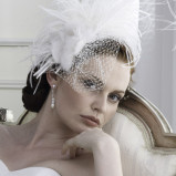 santorini Wedding Hair Accessories 007