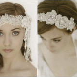 santorini Wedding Hair Accessories 009