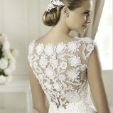 Santorini Wedding Bride Dresses 19