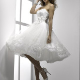 Santorini Wedding Bride Dresses 44
