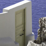 Unique Santorini Wedding Doors 12