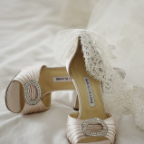 santorini wedding stationary Wedding Shoes 16