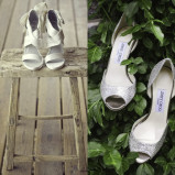 santorini wedding stationary Wedding Shoes 30
