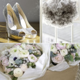 santorini wedding stationary Wedding Shoes 09