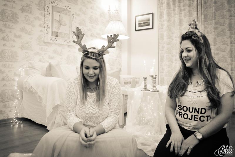 Santorini Bliss Weddings team, Seasons Greetings, fairylights, Christmas, sweets,candles, lace, pink, blue, decoration, happy new year, Manto Theochari,black and white, Georgia Vasilatou