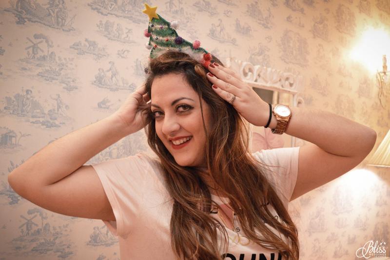 Santorini Bliss Weddings team, Seasons Greetings, fairylights, Christmas, sweets,candles, lace, pink, blue, decoration, happy new year, christmas tree, xmas props, Georgia Vasilatou
