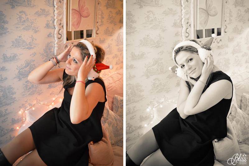 Santorini Bliss Weddings team, Seasons Greetings, fairylights, Christmas, sweets,candles, lace, pink, blue, decoration, happy new year, photographer, Helena Tsiouni, snowman props